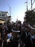 岸和田だんじり祭、始まりました@岸和田