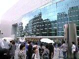 横浜アリーナ到着!@新横浜