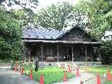 旧岩崎邸庭園@上野