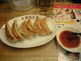 餃子食べる!「大阪王将」@天下茶屋